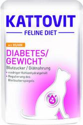 Kattovit Diabetes Kana 85 g