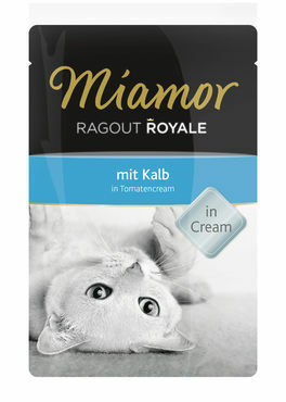 Miamor Ragout Royale in Cream vasikka 100g