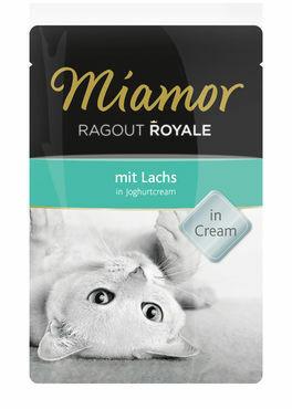 Miamor Ragout Royale in Cream lohi 100g