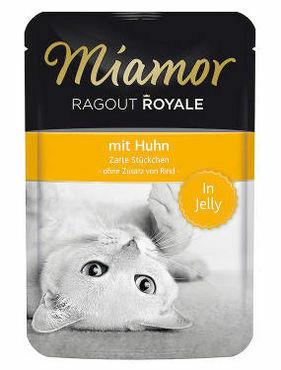 Miamor Ragout Royale Kana Hyytelössä 100g