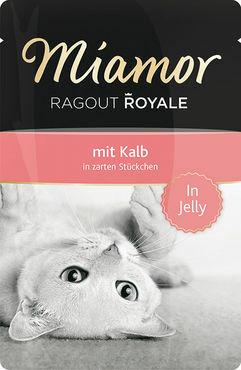 Miamor Ragout Royale Vasikka Kastikkeessa 100g