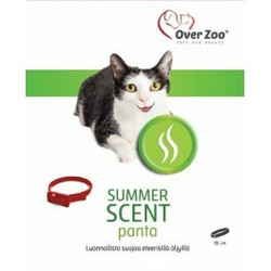 Over Zoo Summer scent panta Kissalle 35cm
