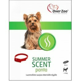 Over Zoo Summer scent panta Koiralle