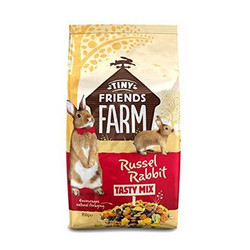 Tiny Friends Farm Russel Rabbit 850g