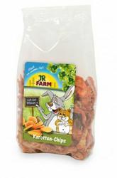 JR-Farm Porkkanaviipaleet kuivatut 125g