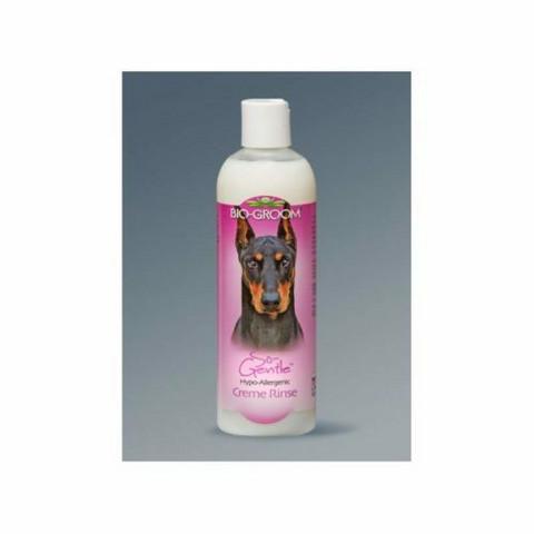 Bio-Groom So-Gentle Hypo-Allergenic Creme Rinse 355ml