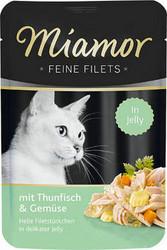 Miamor Fine Filets Tonnikala & Vihannes 100g