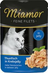 Miamor Fine Filets Tonnikala & Rapuhyytelössä 100g