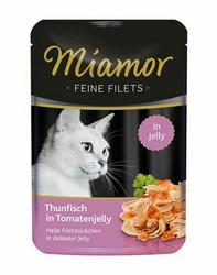 Miamor Fine Filets Tonnikala & Tomaatti 100g