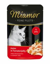 Miamor Fine Filets Kana & Tomaatti 100g
