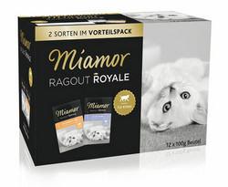 Miamor Ragout Royales Jelly Kitten 12×100g