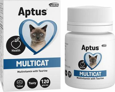 Aptus Multicat, 120 tabl.