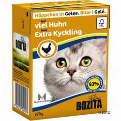 Bozita Feline Kana Hyytelössä 370g