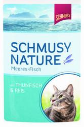 Schmusy pouch Tonnikala & Riisi 100g