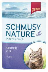 Schmusy pouch Sardiini 100g