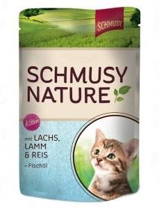 Nature's Menü Kitten Lohi, Lammas & Riisi 100g