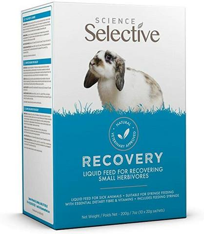 Selective Recovery Liquid Feed tukiruoka