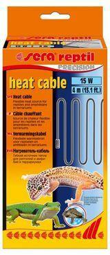Sera Reptil heat cable 4 m / 15 W lämpökaapeli