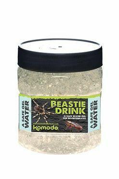 Komodo Beastie Drink, turvallinen vesigeeli 500ml