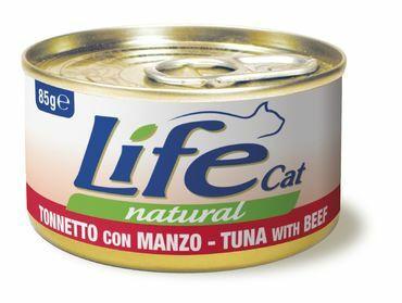 LifeCat Tonnikala & Nauta 24x85g