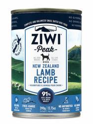 ZiwiPeak Uuden-Seelannin LAMMAS 6x390g
