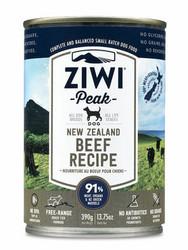 ZiwiPeak Uuden-Seelannin NAUTA 6x390g