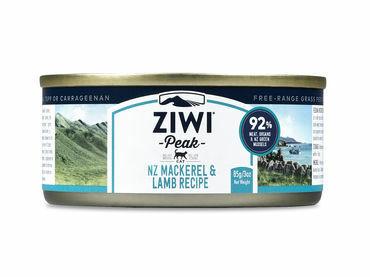 ZiwiPeak Uuden-Seelannin MAKRILLI & LAMMAS 6x85 g