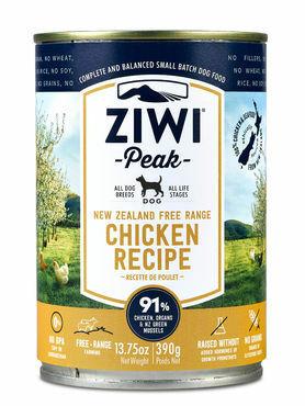 ZiwiPeak Uuden-Seelannin KANA 6x390g