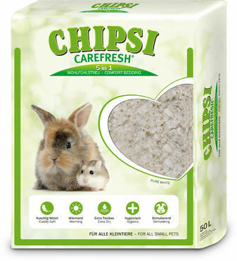 CHIPSI Carefresh Pure White 50l (3,9kg)