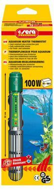 Sera akvaariolämmitin termostaatilla 100 W