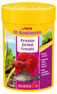 Sera FD Bloodworms 100 ml