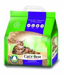 Cat´s Best Smart Pellet kissanhiekka 5 kg/10 l