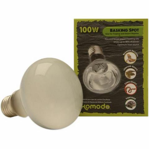 Komodo Basking Spot Lämpölamppu ES 100W