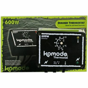 Komodo Dimming Termostaatti 600W