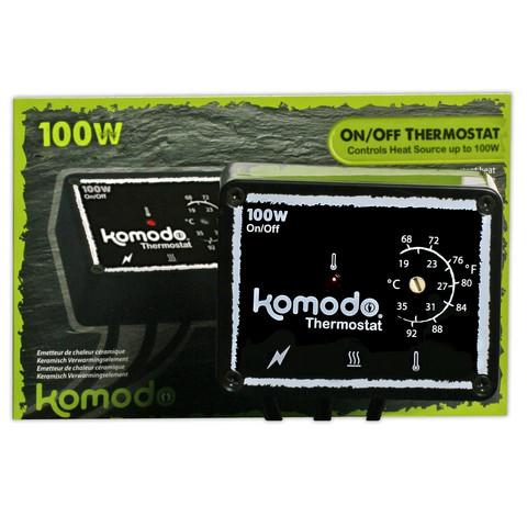 Komodo On/Off Termostaatti 100W