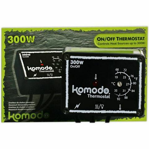 Komodo On/Off Termostaatti 300W