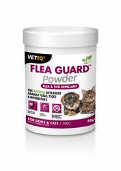 VETIQ Flea Guard jauhe 60g