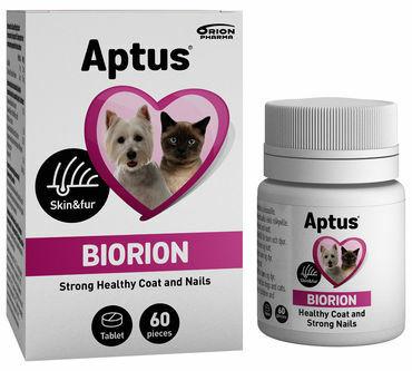 Biorion 60 tablettia Ihon, turkin ja kynsien hyvinvointiin