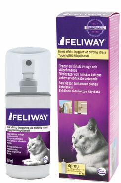 Feliway CLASSIC feromonisuihke 60 ml, kissoille