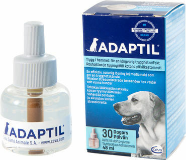 ADAPTIL Calm Home vaihtopullo liuos 48 ml,koiralle