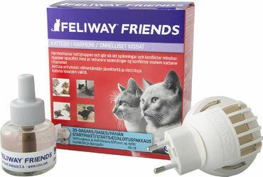 Feliway Friends haihdutin ja liuos 48 ml kissoille