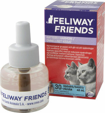 Feliway Friends vaihtopullo liuos 48 ml