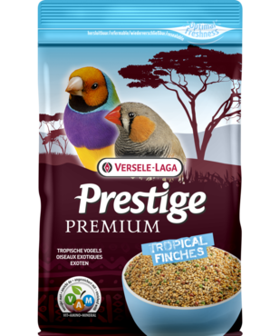 Versele-Laga Prestige, Premium Tropical peippo 800g