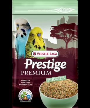Versele-Laga Prestige Premium, undulaatti 800g budgies