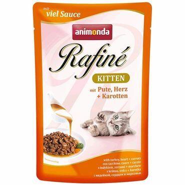Rafiné Soupé Kalkkuna, Sydän & Porkkana 12x100g