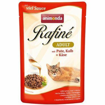 Rafiné Soupé Kalkkuna, Vasikka & Juusto 12x100g