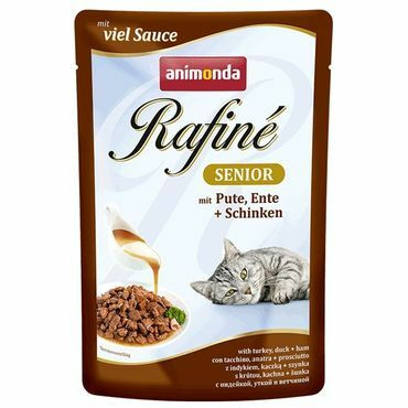 Rafiné Soupé Kalkkuna, Ankka & Kinkku 12x100g