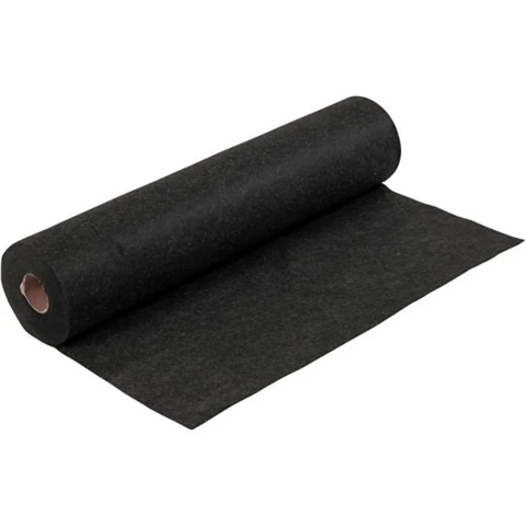 Askarteluhuopa, musta, 5m/1rll