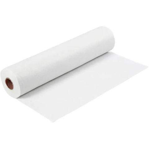 Askarteluhuopa, valkoinen, 5m/1rll