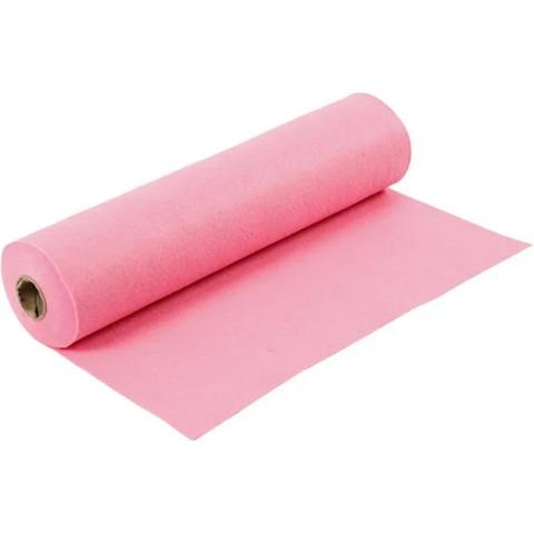 Askarteluhuopa, pinkki, 5m/1rll